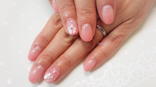 桜ネイル,春